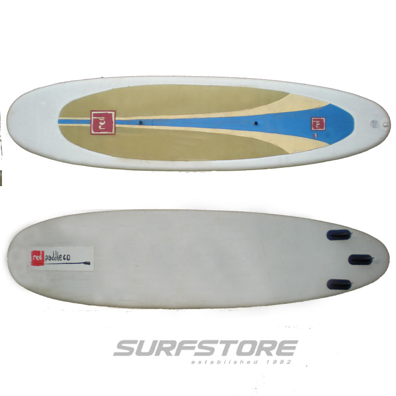 "Red Paddle Co.Ride 10'6"" 2011 used allround"
