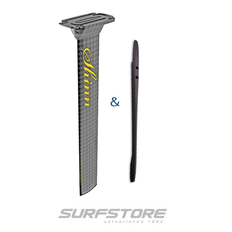 Shinn Carbon Mast Upgrade Pack 2020