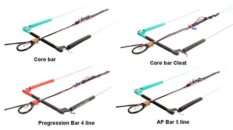 Weiterer Wassersport Airush Core Bar Kitesurfen 4 Line 2016