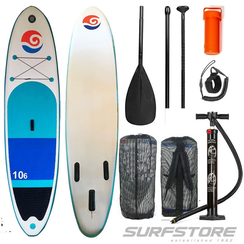 "AiRide 10'6"" Inflatable Sup Package 2021 In Stock"