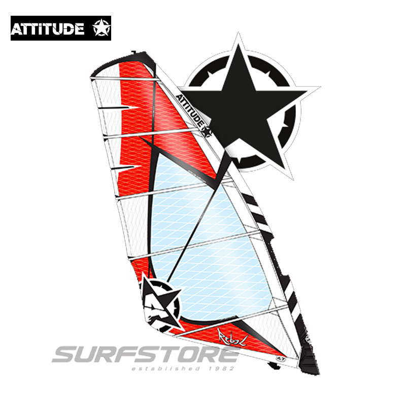 Attitude Sails Rebel