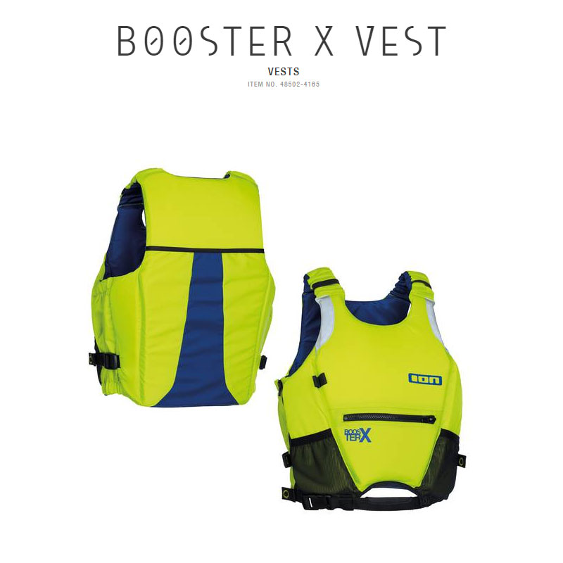 Ion Booster X Vest 2016 Lime