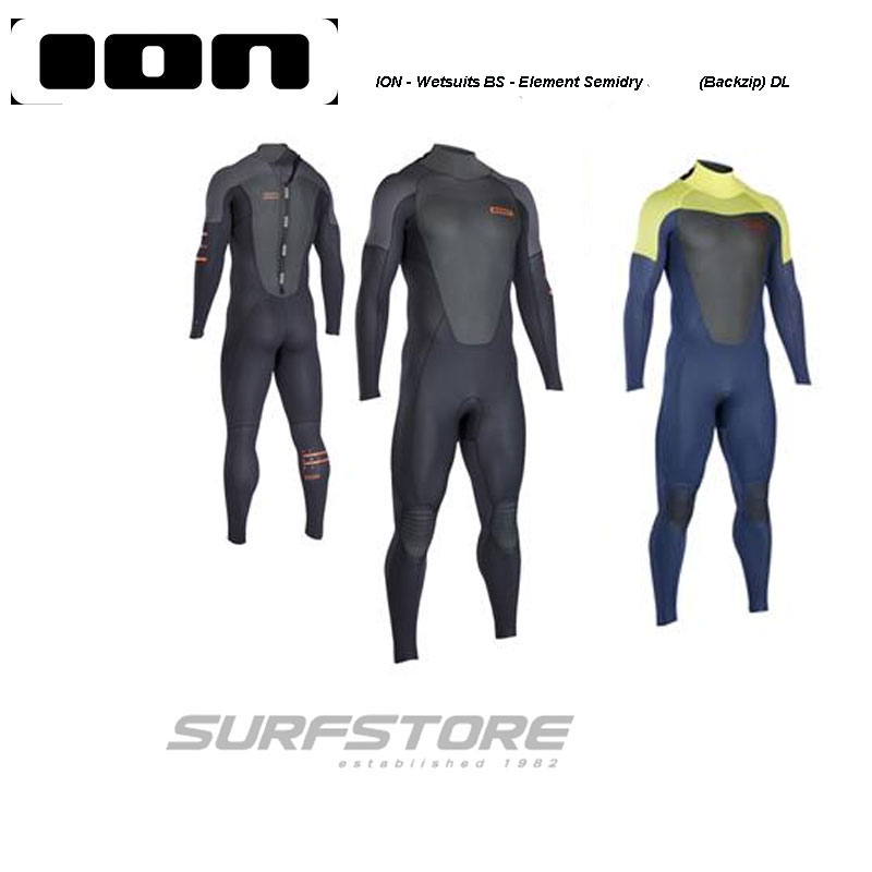 Ion Element 2017 5.5/4.5 Back Zip On Offer!