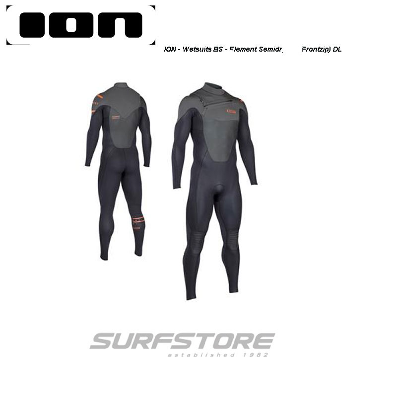 Ion Element 2017 Front Zip 5/4mm