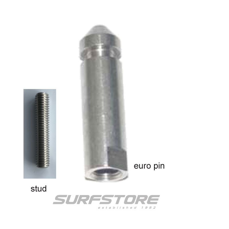 Euro Pin 8mm thread