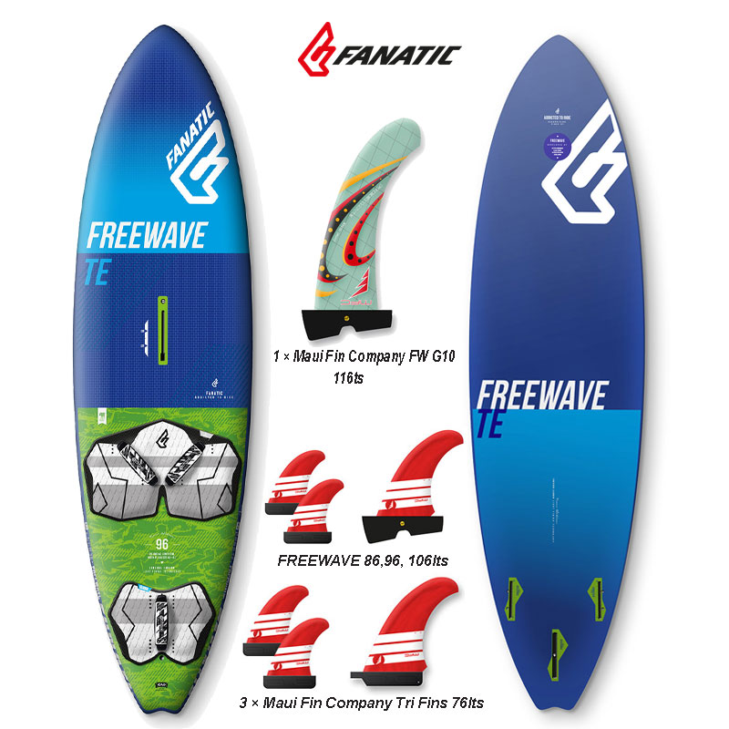 Fanatic Freewave TE 2016 On Offer!