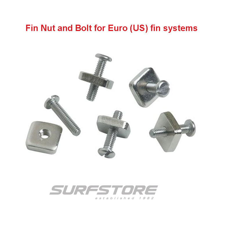 US Fin Nut and Bolt