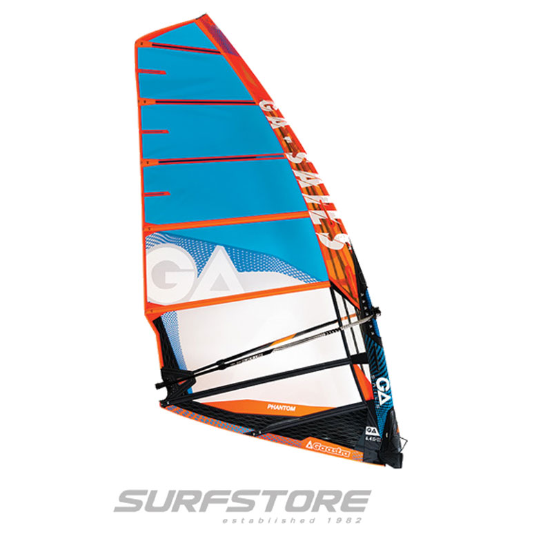 Gaastra Phantom 2018 freeride race
