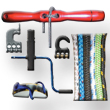 Rigging accessories and spares