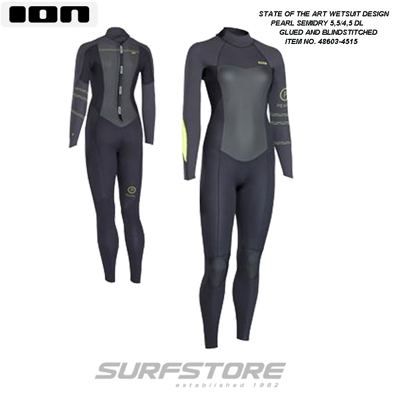 Ion Pearl 2017 back zip 4.5/3.5mm On Offer!