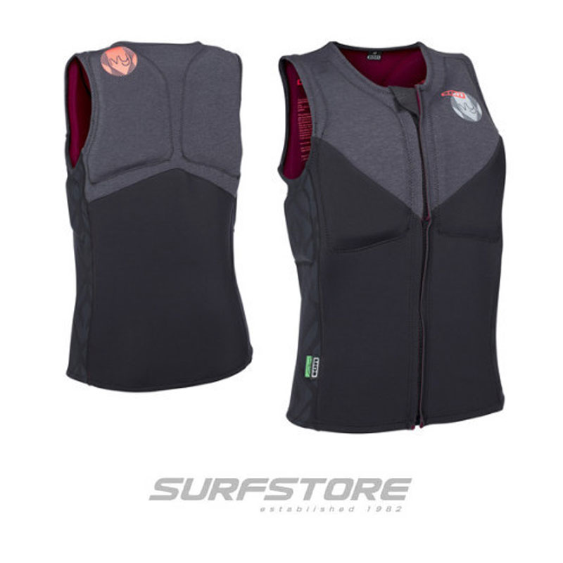 Ion Ivy Vest Women front zip