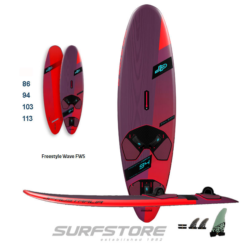 JP Freestyle Wave FWS 2020 £1699