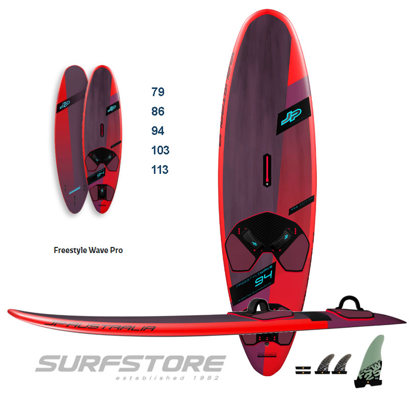 JP Freestyle Wave Pro 2020 £1999