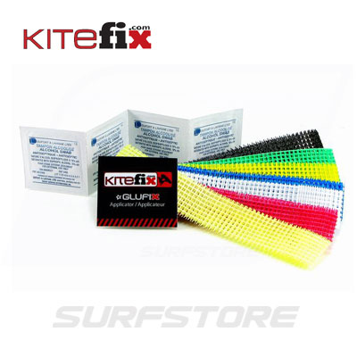 Kitefix FibreFix Repair Strips - Coloured