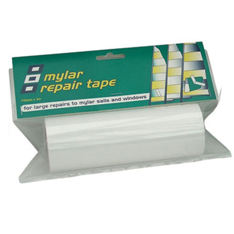 Clear Heavy Duty Mylar Repair Tape