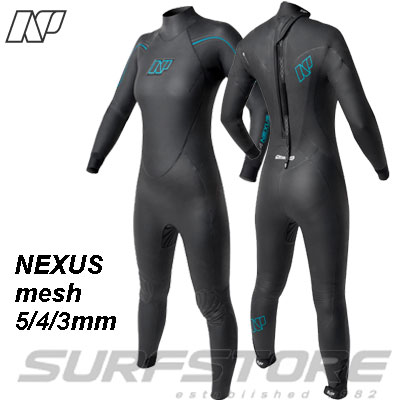 Neil Pryde Nexus 5/4/3mm Back Zip