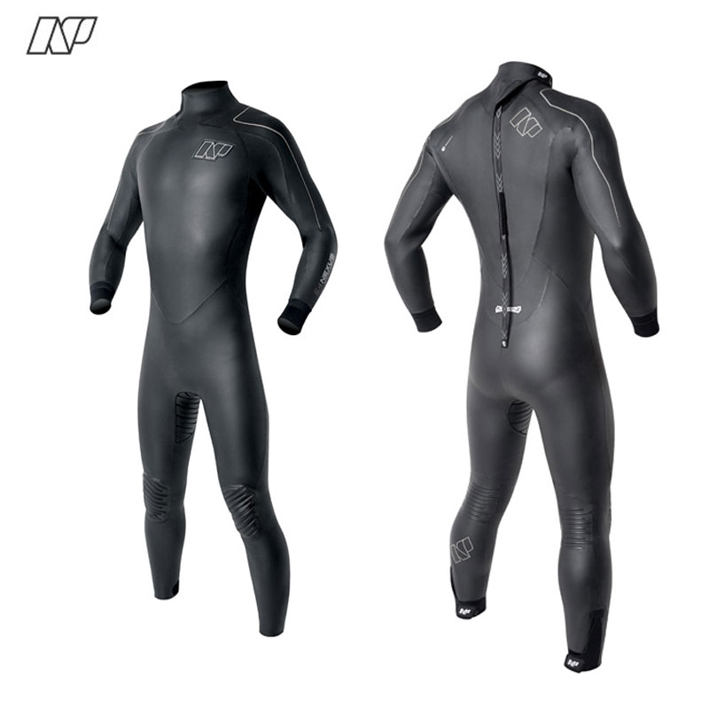 Neil Pryde Nexus Back Zip 5/4/3m