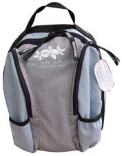 NORTHSHORE BakPak GREY/BLUE LADIES