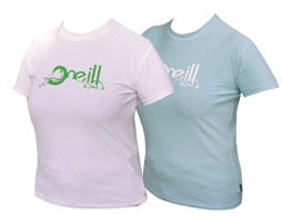 ONeill Womens 24/7 Rash Tee