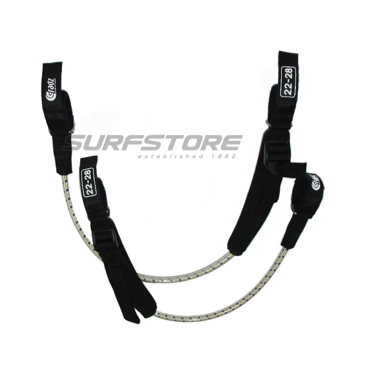 Radz Adustable Harness lines