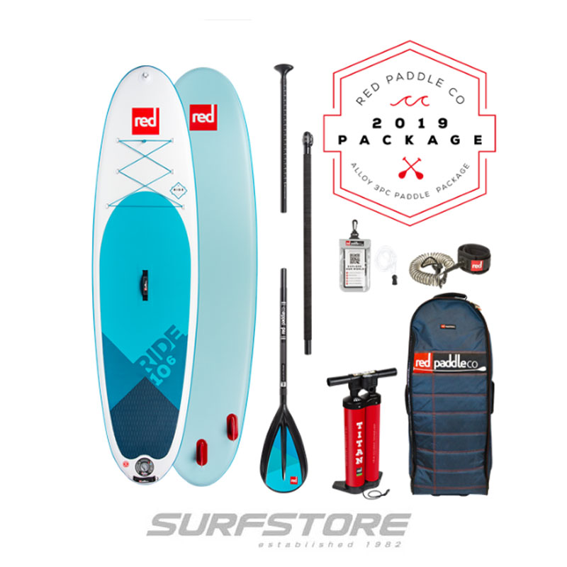 Red Paddle Co Ride 10'6 Package 2019