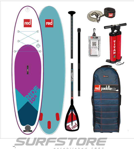 "Red Paddle Co Ride 10'6"" 2018 Special Edition"