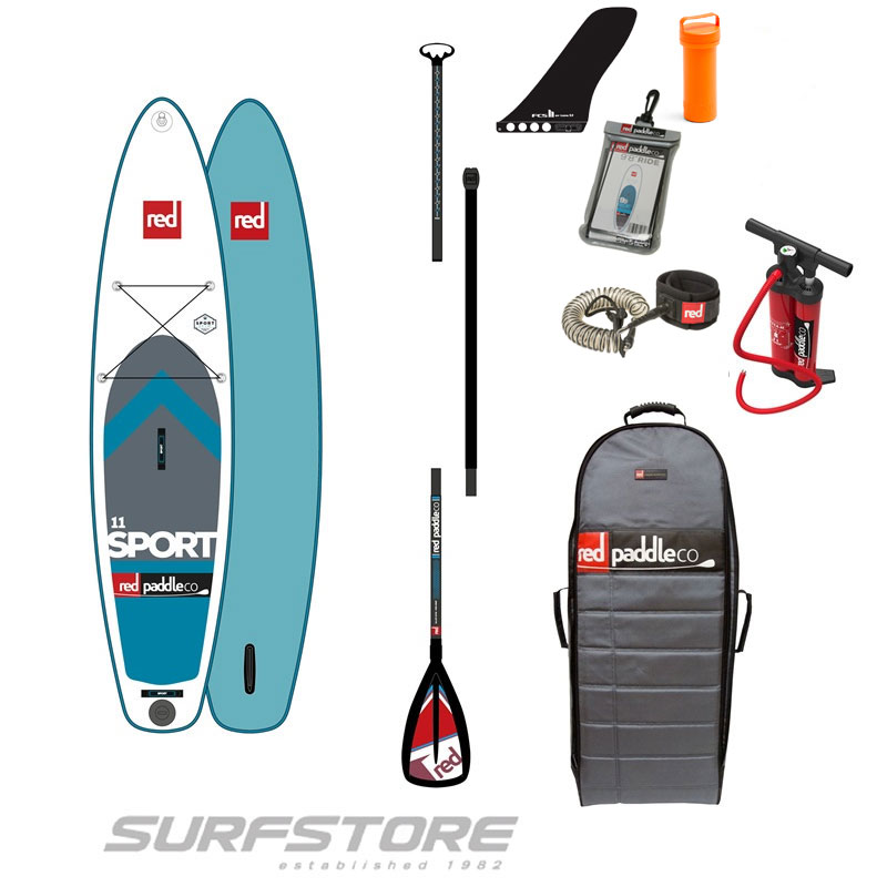 "Red Paddle Co Sport 11'0"" 2017 Package"