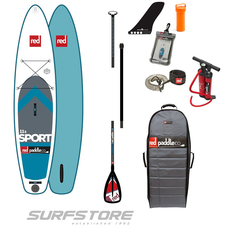 "Red Paddle Co Sport 11'3"" 2017 Package On Offer!"