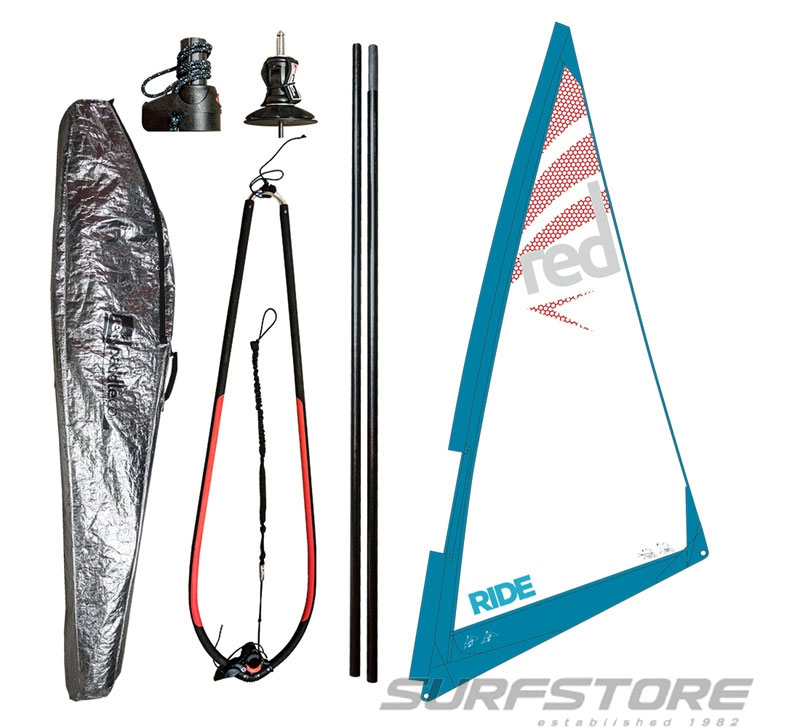 Red Paddle Co Windsup Ride Rig