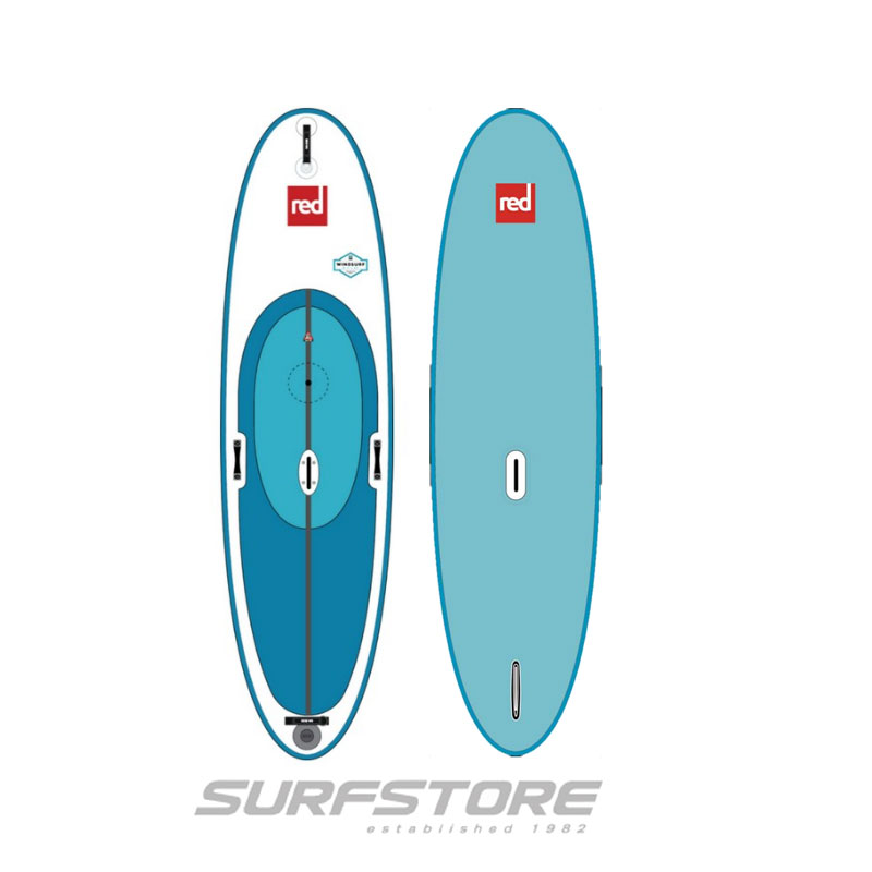 "Red Paddle Co.Ride 10'7"" 2017 Windsurf On Offer"