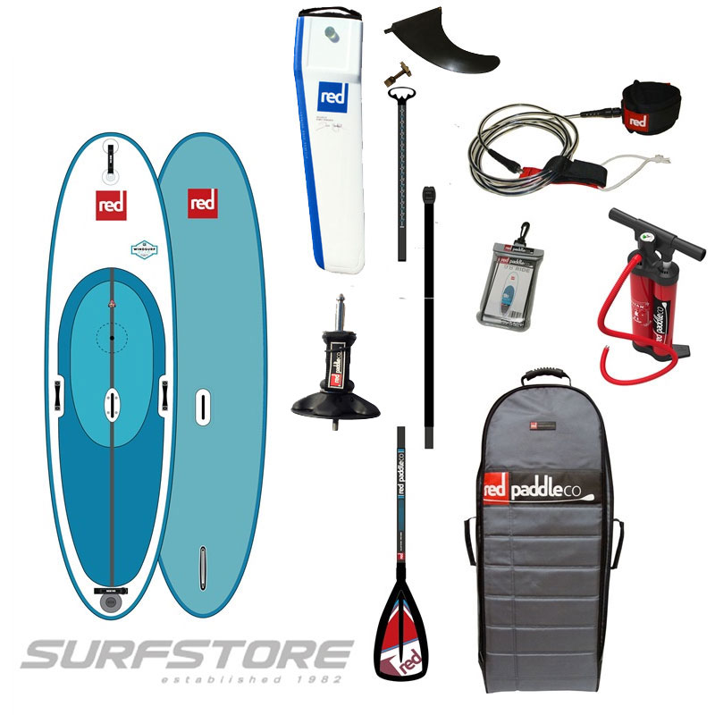 "Red Paddle Co.Ride 10'7"" 2017 Windsurf Board only or Package"