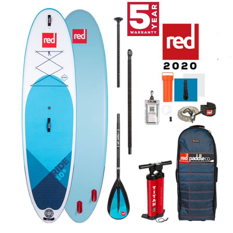 Red Paddle Co Ride 10'6 Package 2020 Forward Order