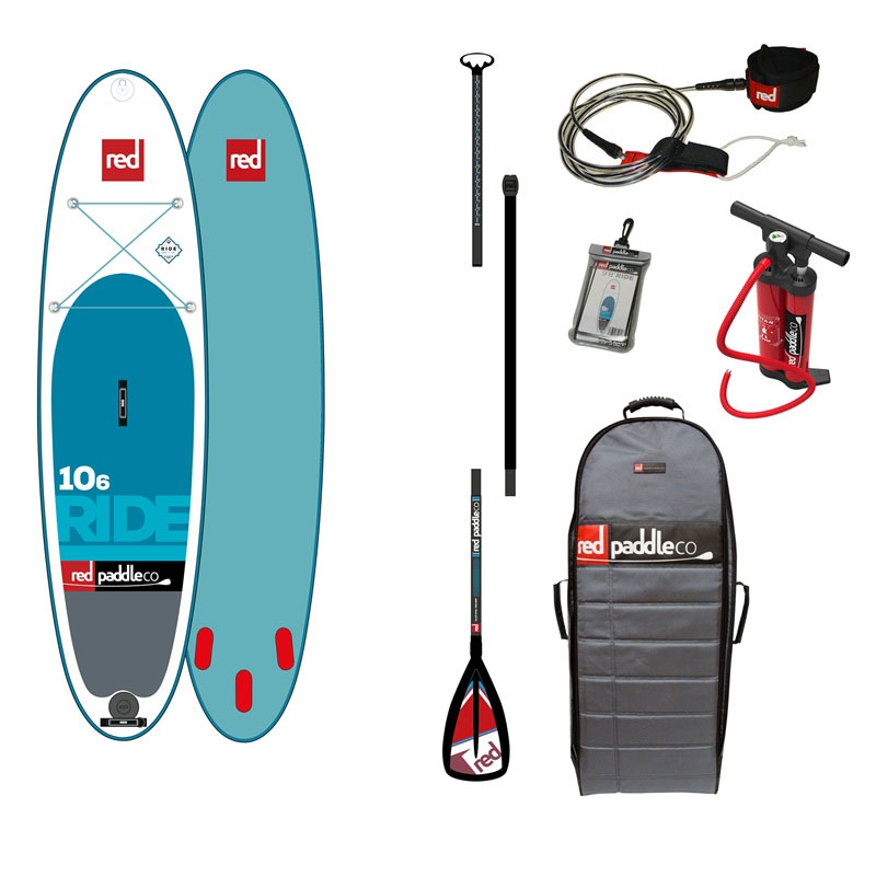 "Red Paddle Co Ride 10'6"" 2017 Package On Offer!"