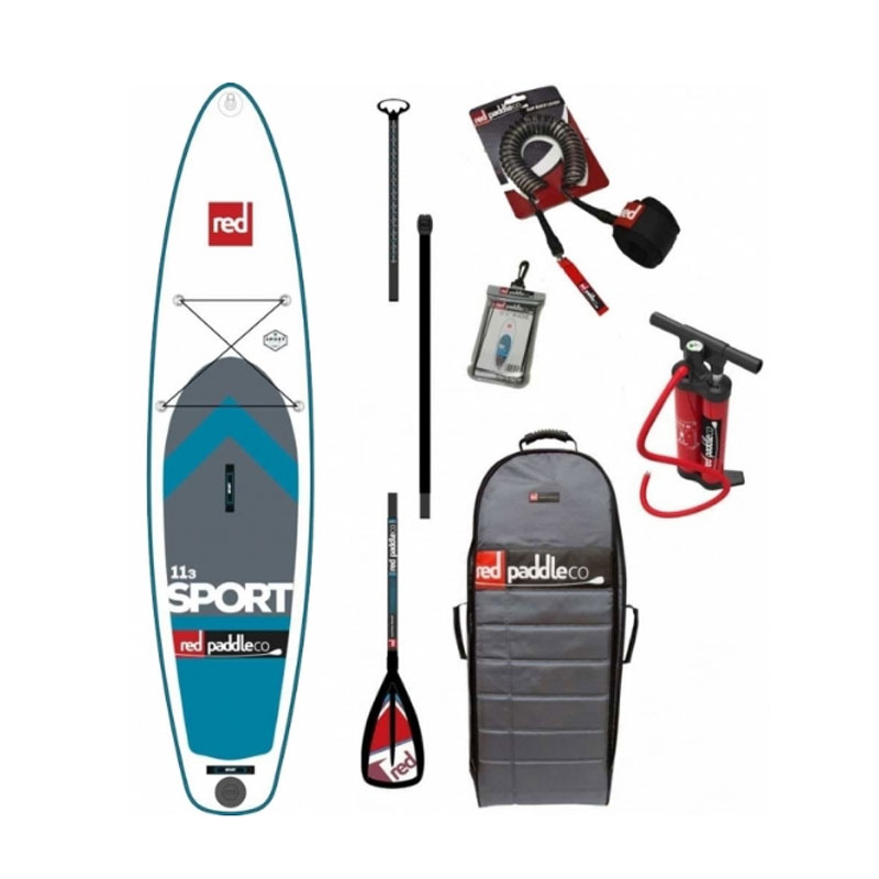 "Red Paddle Co Sport 11'3"" 2017 Alu Package On Offer"