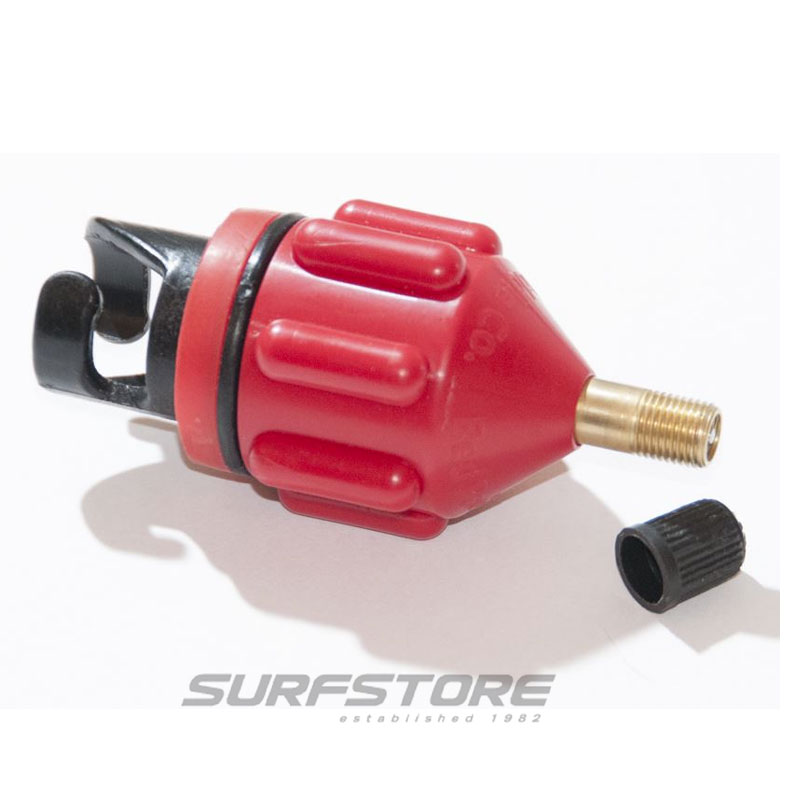 Red Paddla Co Pump Schrader Vale Adaptor