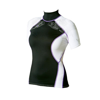 Maui Magic Womens Rash Vest Xtra small