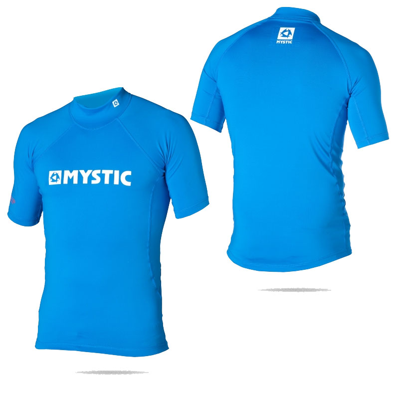 Mystic Star Rash Vest short sleeve
