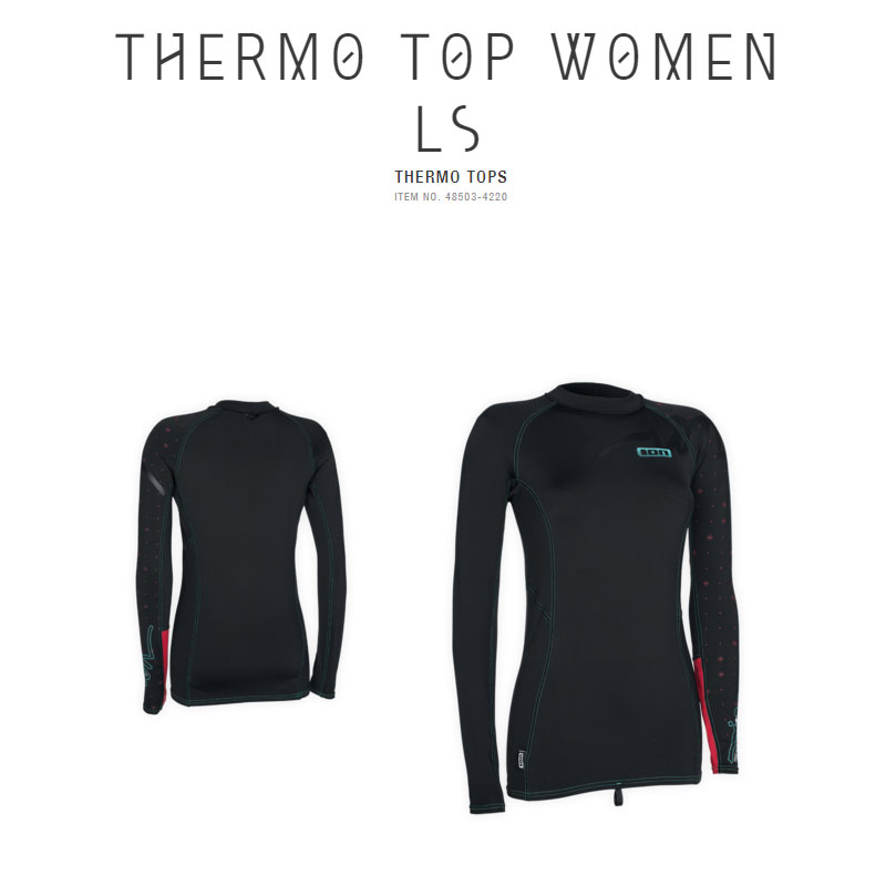Ion Thermo Vest Long Sleeve Women