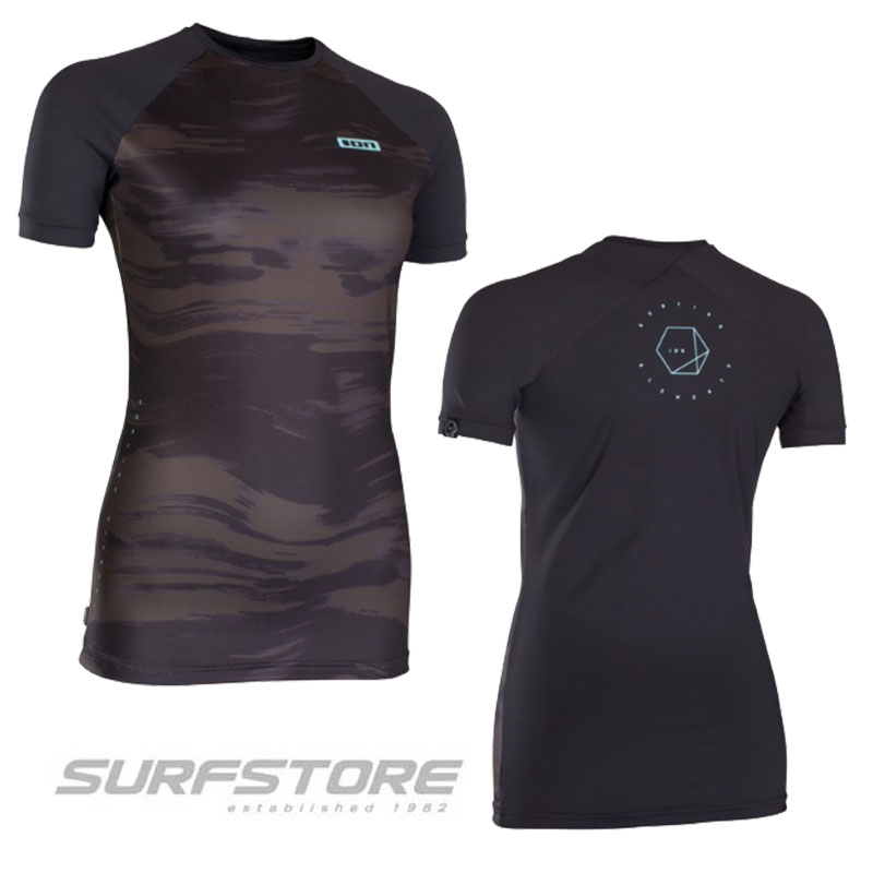 Ion Rash Vest SS Women