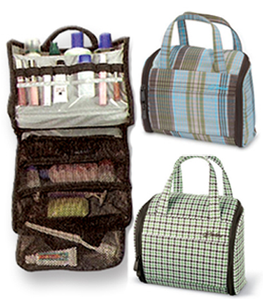 Da Kine Ladies Toiletries bag - Tweed
