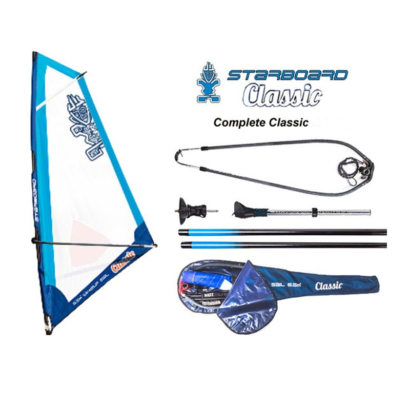 Starboard Classic Sup Rig 4.5mt