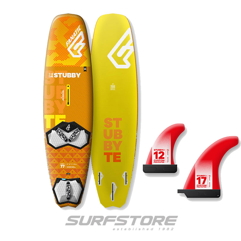 Fanatic Stubby TE 2017 On Offer!