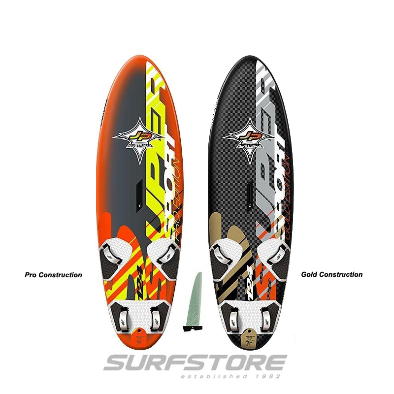 JP Super Sport 2015 - easy fast freeride
