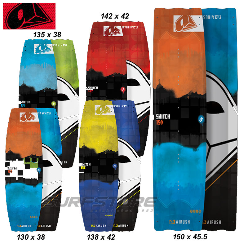 Airush Switch 2015 - premium freeride On Offer!